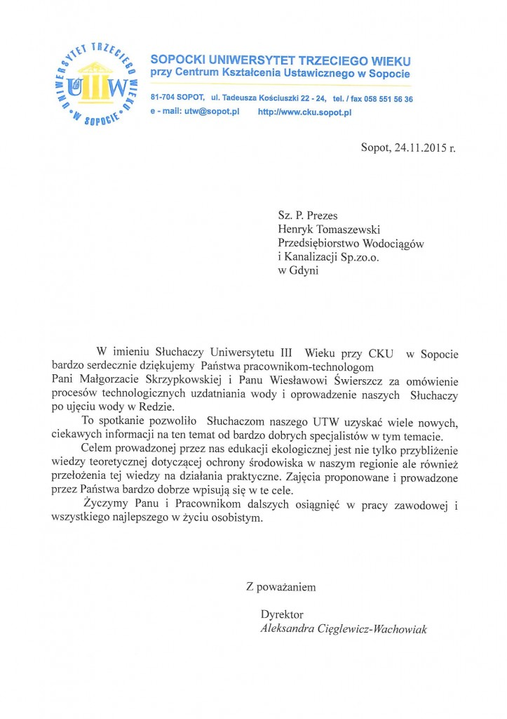 UTW Sopot
