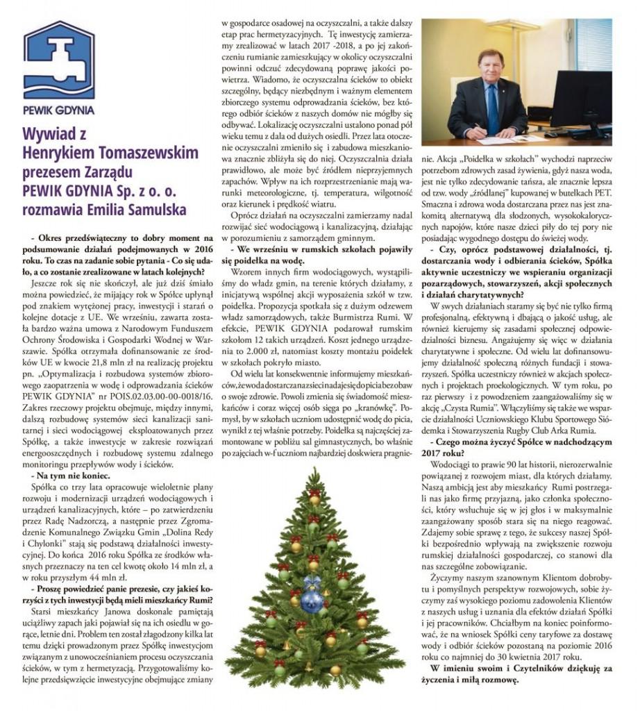 Gazeta Rumska 13-12-2016-r